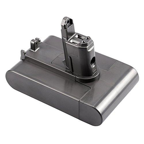 FSKE® DC35 DC44 DC34 DC31 DC45 Akku für Dyson Handheld Staubsauger Ersatzteile 17083-04 917083-01 17083-2811 18172-01-04 17083-4211 Battery,22.2V 4000mAh 88.8W (Nur passend für Dyson Typ B)
