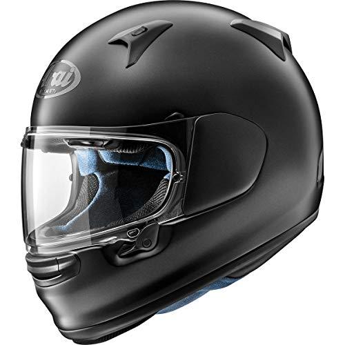 Arai Regent-X Adult Street Motorcycle Helmet - Black Frost/Large