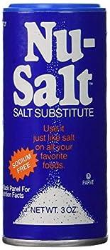 Best nu salt salt substitute Reviews