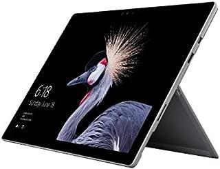 Microsoft Surface Pro, 2-in-1 Tablet, Intel Core-i7, 12.3 Inch, 512GB SSD, 16GB RAM, Intel® HD Graphics 615, Windows 10, No Keyboard, Silver [Intl. Version]