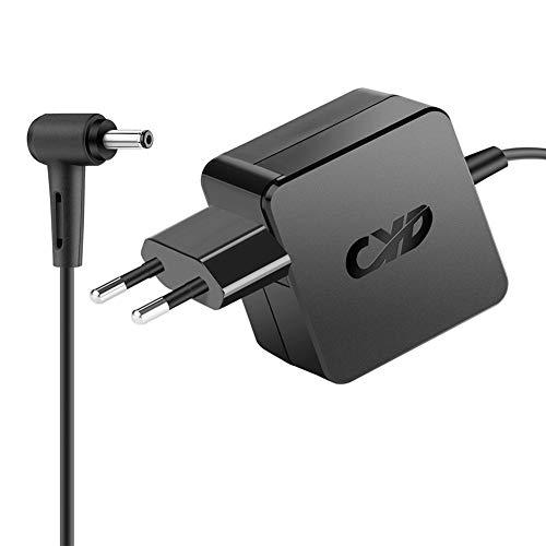 QYD 65W Notebook Ersatz-Netzteil ladegerät für Asus Vivobook UX330UA-AH54 F556UA-AB54 F556UA-AB32 UX360CA Q524U UX303UB X556UQ Q304 S510UQ AD890026 Laptop-Ladekabel Power-Ac-Adapter Cord