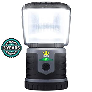 KYNG Rechargeable LED Lantern Brightest Light for Camping