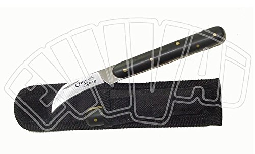 Messer für Mount Gebogen Standard Doppel Blister Messer-Pfropfen Taschenmesser