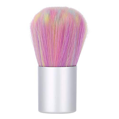 Nail Art Brush, Soft Nail Cleaning Brush UV Gel Powder Powder Remover Tool Manicure Tool DIY Nail Tool Nail Arts Dust Cleaner Brush para maquillaje o nail arts
