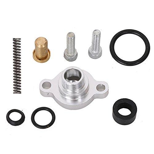 Fuel Pressure Regulator Valve Cap Spring Kit Replacement for Ford 7.3L 1999 2000 2001 2002 2003 Powerstroke Diesel