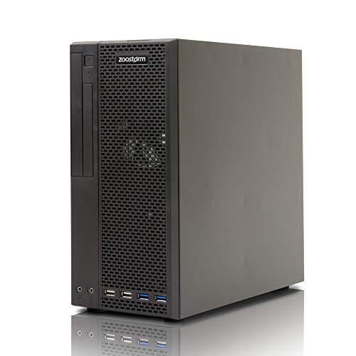 Zoostorm Elite Desktop PC (Black) – Intel Core i5 and i3