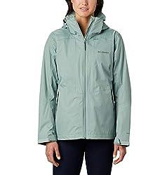 Columbia waterproof rain jacket