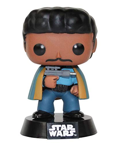 Funko- Star Wars Lando Calrissian Figura de Vinilo (3282)