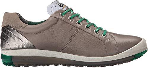 Ecco ECCO Men's Golf Biom Hybrid 2, Herren Golfschuhe, Warm Grey/Green, 40