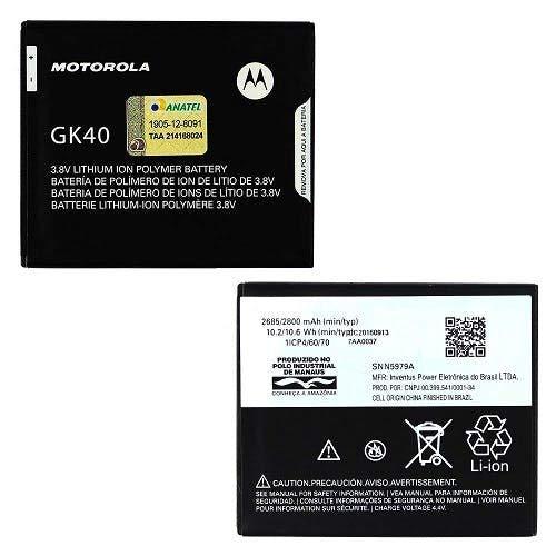 Bateria Motorola Moto G4 Gk40 Play Dtv 5.0 Xt1603 Xt1600