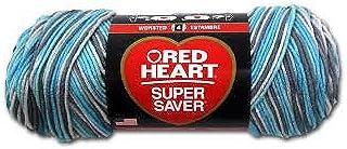 Red Heart Super Saver Yarn-Icelandic