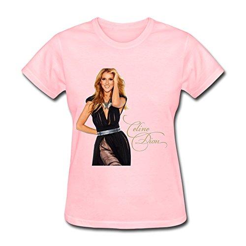 Le t-shirt rose Céline Dion