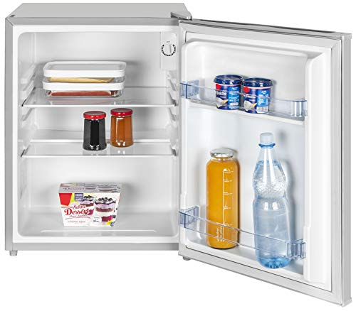 Mini Kühlschrank Ohne Gefrierfach Minibar 58l A++ 62cm Hoch Grau