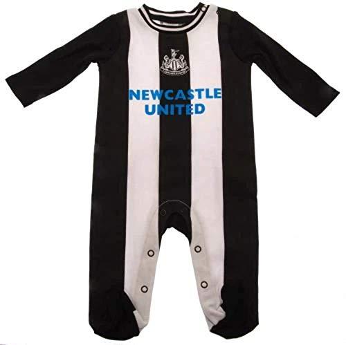Brecrest Newcastle United Baby Sleepsuit 2019/20-9-12 Months