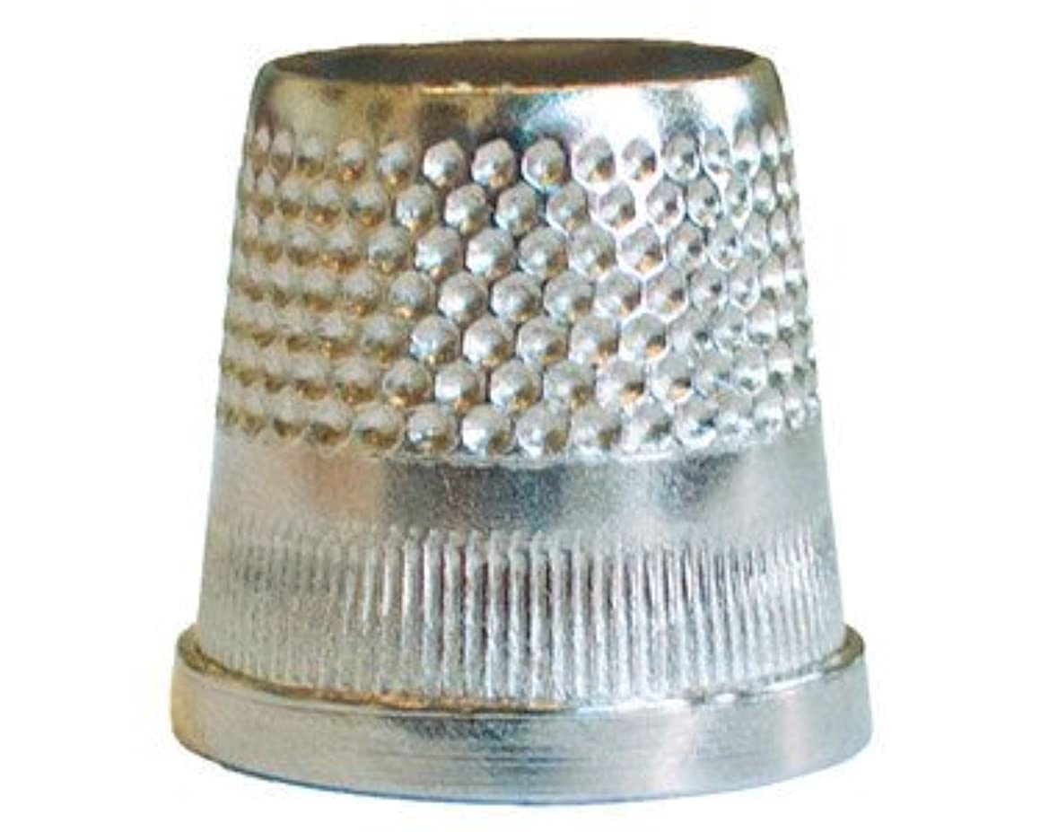 C.S. Osborne Open End Sewing Thimble 3/4 Inches Size 11