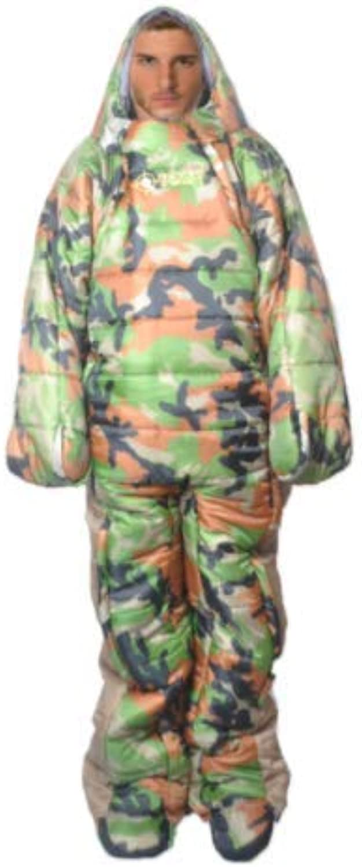 Mishuai Ruhendes Körpermama-Schlafsack der Leute des gehenden gehenden gehenden kampierenden Kampierens im Freien im Freien, der Schlafsackkrankenhausuhrnacht B07MTGKRHR  Offizielle Webseite 364468