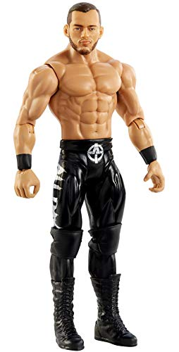 WWE Austin Theory Action Figure Series 118 Action Figure Posable 6 in Collectible for Ages 6 Years Old and Up