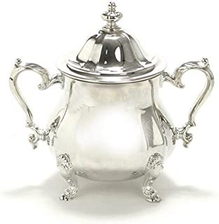 Chippendale by Oneida, Silverplate Sugar Bowl