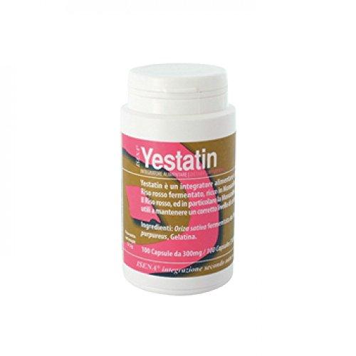 Cemon Integratore Alimentare Yestatin A Base Di Riso Rosso, 100 Capsule