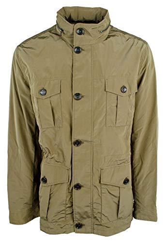Michael Kors Men's 4 Pocket Nylon Jacket-O-M