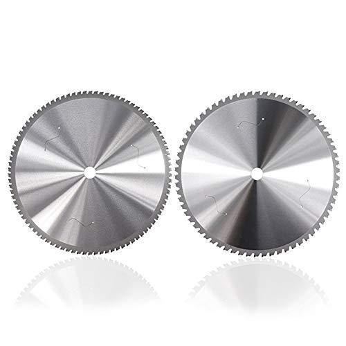 Metal del corte de 355 mm de la hoja (14 pulgadas) 66/90 T circular vio la lámina for Aluminio, Hierro, Acero Metal del corte disco de carburo de hoja de sierra Cortar la ruleta