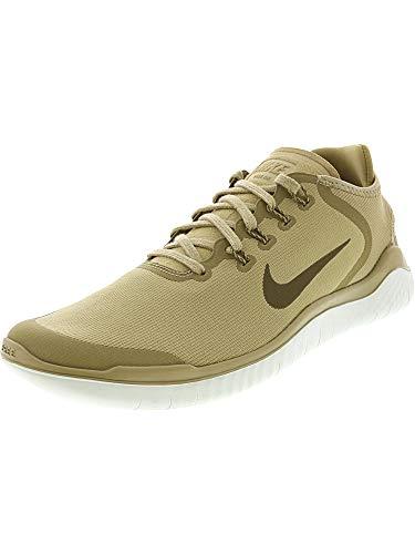 Nike Free RN 2018 Sun Running Shoe (8 D(M) US, Neutral Olive/Medium Olive)