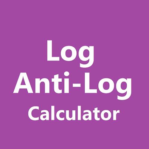 Log AntiLog Calculator