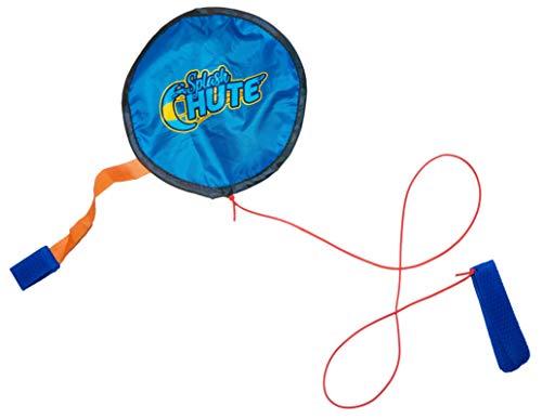 "Water Sports Splash Chutes Environmentally-Conscious Water-Balloon-Alternative Soaker, Pack of 2, 8"" Diameter"