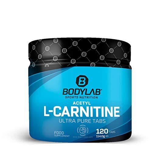 Bodylab24 Acyteyl L-Carnitin 120 Tabletten