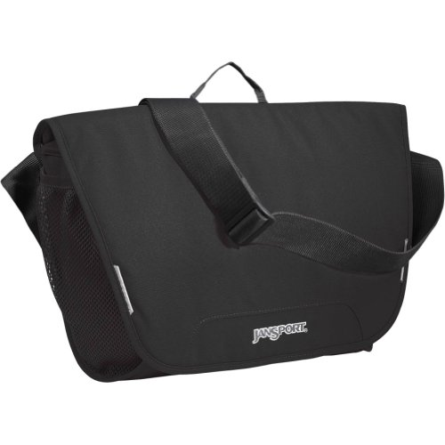 JanSport Conduit Messenger Bag (Black)