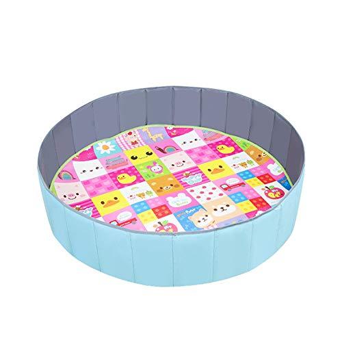 GoodFaith Kinder Ozean Bälle Faltpool Säuglingsspiel Haus Indoor Spielzeug Folding Pool Kinder Zelt