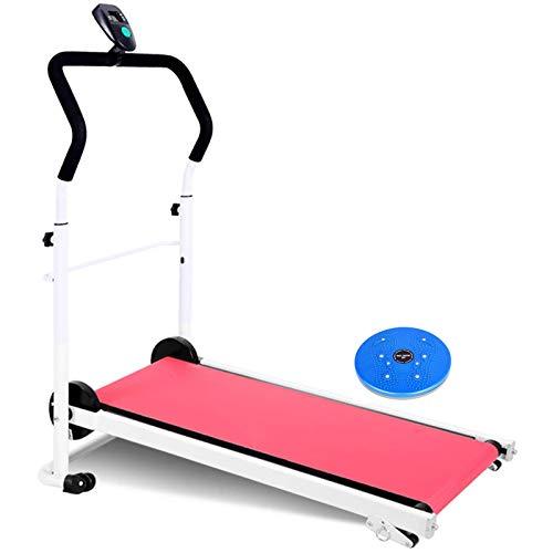 Runningmachine1121 Mini cinta de correr Silent Fitness Pérdida de la cinta de...