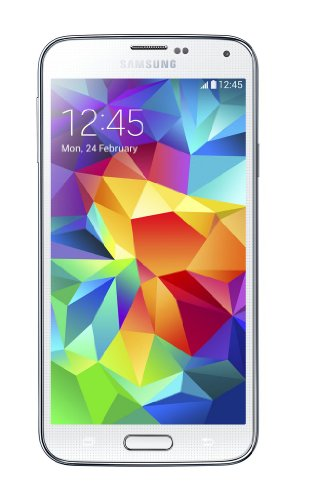 Samsung SM-G900FZWABTU - GALAXY S5 WHITE - IN