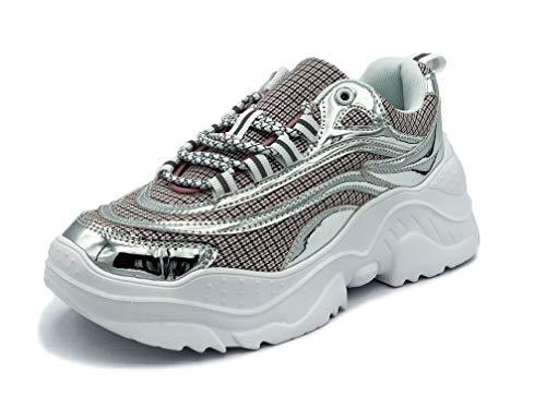 Elifano Footwear Sneakers Dames Turnschoenen Lichtgewicht comfortabele schoenen maat 36-41 eu