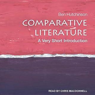 Comparative Literature audiobook cover art