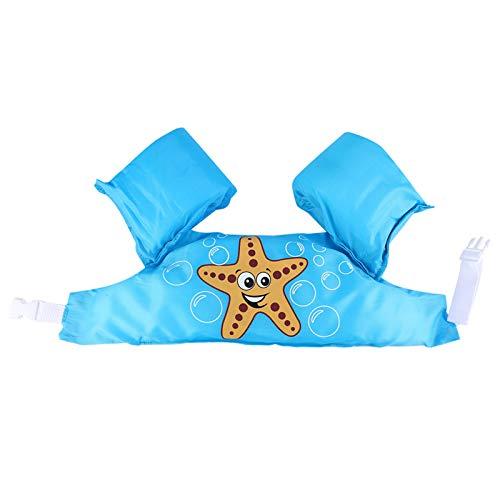Niños duraderos nadando chaleco, chaleco de vida de la vida correas de hombro calidad material de nylon 31.5 * 14 * 15.5cm hecho de nylon