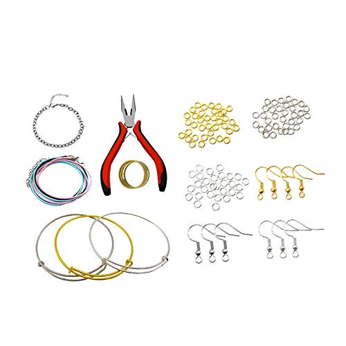Colcolo DIY Metal Jewelry Making Supplies Earring Hook Bracelet