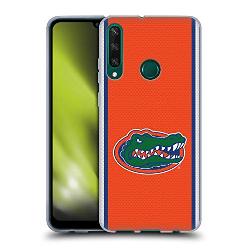 Head Case Designs Officially Licensed University of Florida UF Football Jersey Soft Gel Case Compatible with Huawei Y6p