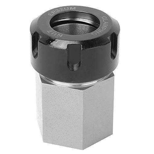 ER32 Accessori per macchine per incisione del tornio portautensili a pinza esagonale quadrato(hex)
