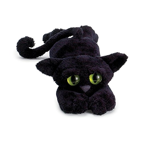 Peluche 35.56cm Ziggy Black Cat de Manhattan Toy Lanky Cats