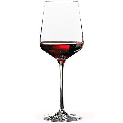 Wine Enthusiast Fusion Infinity Cabernet/Merlot Wine Glasses, Set of 4