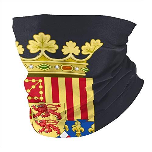 onlyyiyi Royal Lesser Escudo de Armas de Navarra Invierno De