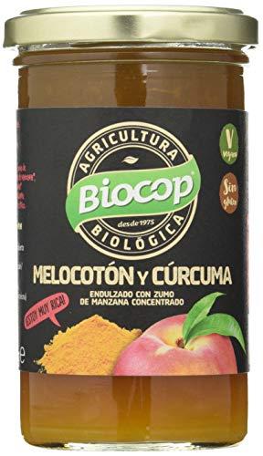 Biocop Compota Melocoton Curcuma Biocop 280 G 300 g