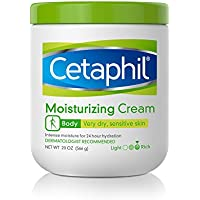 Cetaphil 20oz Moisturizing Cream for Dry To Very Dry Sensitive Skin