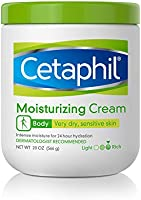 CETAPHIL Moisturizing Cream | 20 oz | Moisturizer For Dry To Very Dry, Sensitive Skin | Completely Restores Skin Barrier...
