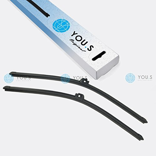 2 YOU.S Essuie-Glace avant 550+550 mm - 4B0998002