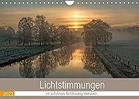 Lichtstimmungen im schoenen Schleswig Holstein (Wandkalender 2022 DIN A4 quer): Stimmungsbilder aus dem schoenen Schleswig Holstein (Monatskalender, 14 Seiten )