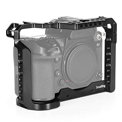 SMALLRIG Jaula Cage para Panasonic Lumix DC-S1 and S1R - CCP2345