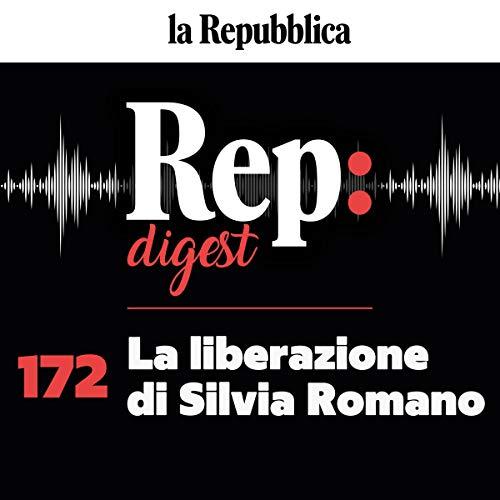 Couverture de La liberazione di Silvia Romano