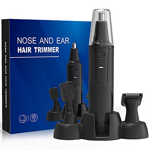 Ear and Nose hair Trimmer for Men and Women-Professional Painless Nose Hair...